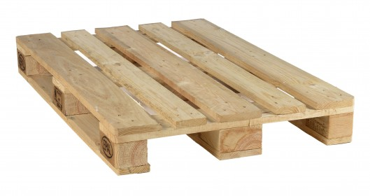First Europallets selection